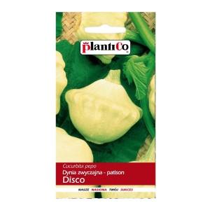 Dynia Zwyczajna Patison Disco 2g PlantiCo