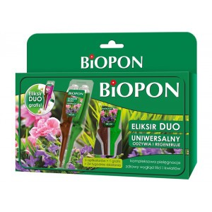 Eliksir DUO Uniwersalny 5x35ml Biopon