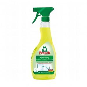 Frosch Cytrynowy Płyn Do Kabin Prysznicowych 0,5l