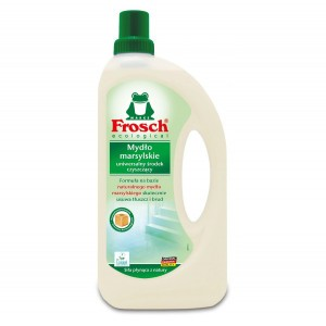 Frosch Mydło Marsylskie Środek Czyszczący 1l