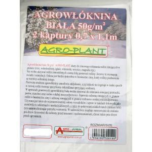 Kaptur Ochrony 2szt 50cm x 80cm Agrowłóknina Biała