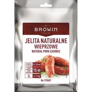 Jelita Naturalne Wieprzowe Kaliber 28/30mm