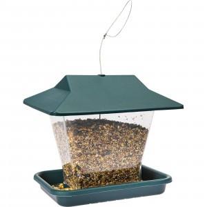 Karmnik Dla Ptaków Zimujących Zielony