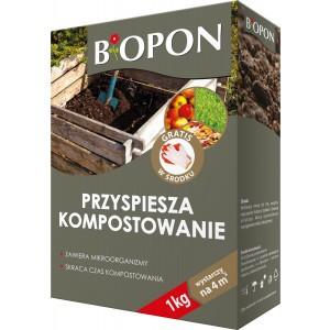 Komposter 1kg  + Rękawice Gratis!!! Biopon