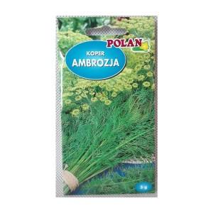 Koper Ogrodowy Ambrozja Nasiona 5g Polan