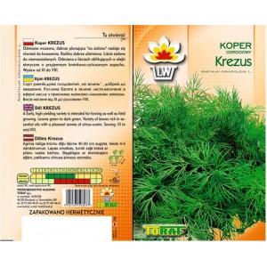 Nasiona Koper Krezus 5g Toraf