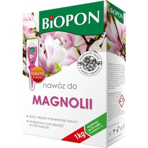 Nawóz Do Magnolii 1kg Biopon