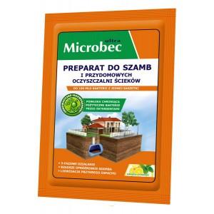 Microbec Ultra 25g Cytrynowy Preparat Do Szamb Bros