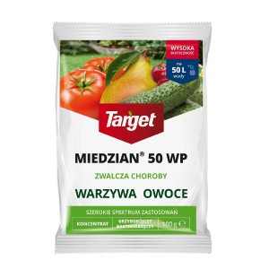 Miedzian 50 wp 100g Target