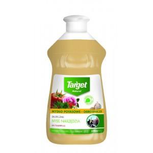 Mydło Potasowe Z Czosnkiem Bio Eko Target 500ml