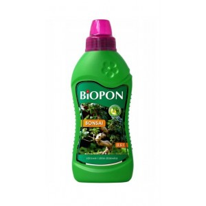 Nawóz Do Bonsai Biopon 0,5l