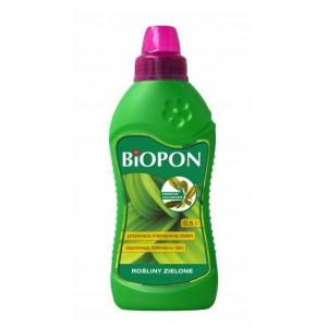 Nawóz Do Roślin Zielonych Przeciw Chlorozie Biopon 0,5l
