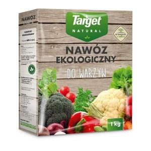Nawóz Ekologiczny do Warzyw 1kg Target