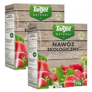 2szt Nawóz Ekologiczny do Truskawek 1kg Target