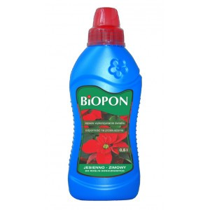 Jesienno Zimowy Nawóz Do Roślin Doniczkowych 500ml Biopon