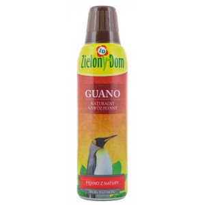 Nawóz Naturalny Z Guano Zielony Dom 250ml