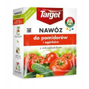 Nawóz Granulowany Do Pomidorów I Ogórków 1kg Target