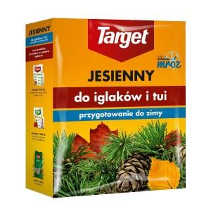 Nawóz Granulowany Jesienny Do Iglaków i Tui 1kg Target