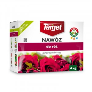 Nawóz Granulowany Do Róż 4kg Target