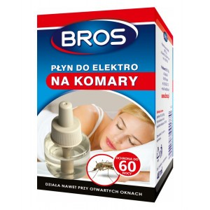 Płyn Do Elektro Na Komary 60 Nocy Bros