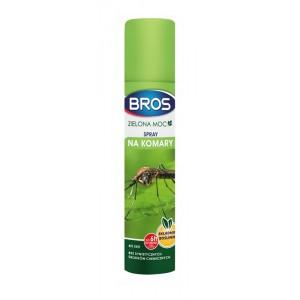 Spray Na Komary i Kleszcze Zielona Moc 90ml Bros