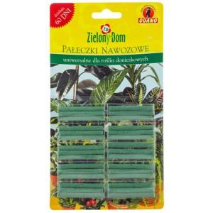 Pałeczki Uniwersalne Z Guano 30szt Zielony Dom