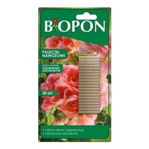 Pałeczki Nawozowe Do Roślin Osłabionych Chorobami Grzybowymi 20szt Biopon