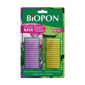 Pałeczki Nawozowe Do Kwitnących i Zielonych 30szt Biopon