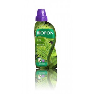 żel Mineralny Do Paproci 500ml Biopon