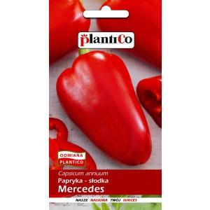 Papryka Pod Osłony Mercedes 0,5g PlantiCo