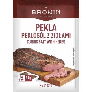 Peklosól z Ziołami Pekla - 67g