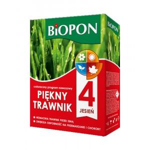 Piękny Trawnik Jesień Nawóz do Trawnika 2kg Biopon