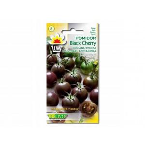 Nasiona Pomidor Black Cherry Toraf