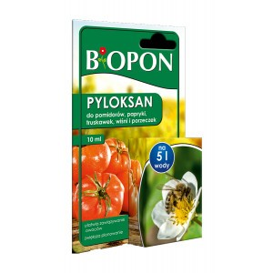 Pyloksan 10ml Ułatwia Zawiązywanie Owoców Biopon