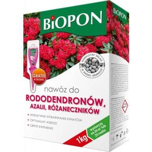 Nawóz Do Rododendronów, Azalii Biopon 1kg