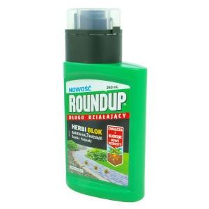 Roundup Herbi Blok 250ml Długo Działa 3 M-ce