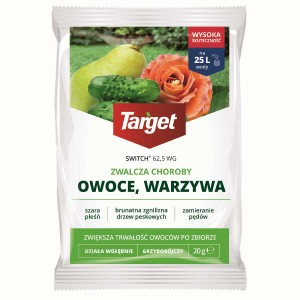 Switch 62,5 Wg 20g OWOCE WARZYWA Target