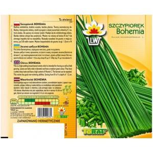 Nasiona Szczypiorek Bohemia Toraf