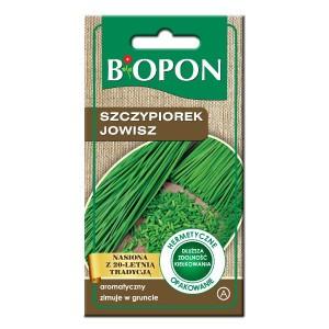 Nasiona Szczypiorek Jowisz 1gr  Biopon