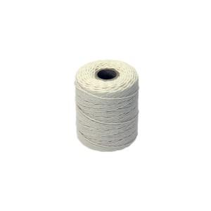 Sznurek Bawełniany Biały 100gr