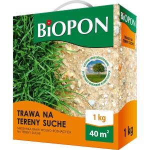 Trawa Na Tereny Suche 1kg Biopon