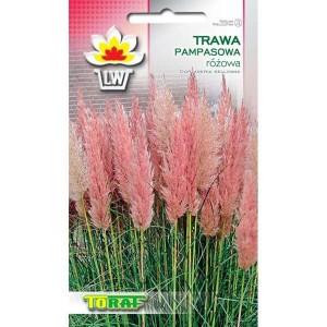 Nasiona Trawa Pampasowa Rożowa Toraf