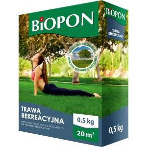 Trawa Rekreacyjna 0,5kg Biopon