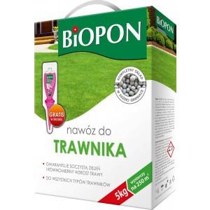 Nawóz Do Trawnika 5kg Biopon