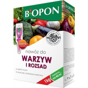 Nawóz Do Warzyw i Rozsad 1kg Biopon