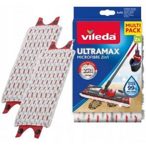 Wkład Do Mopa Vileda Ultramax i Ultramat TURBO 2szt.