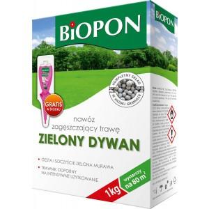 Nawóz Do Trawnika Zagęszczający Biopon 1kg