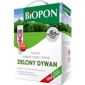 Nawóz Do Trawnika Zagęszczający Biopon 5kg