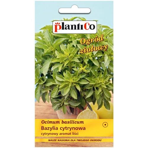 Bazylia Cytrynowa 0,5g PlantiCo