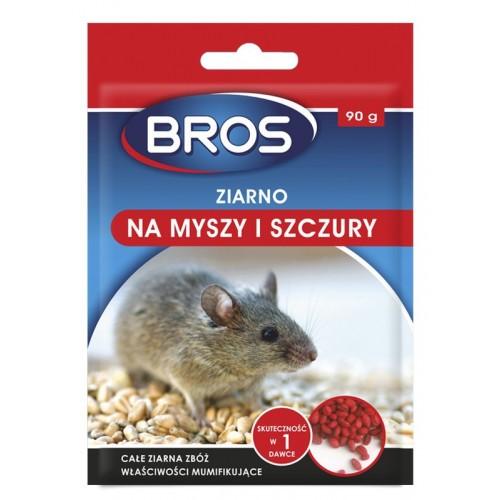 Ziarno Na Myszy I Szczury 90g Bros